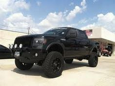 lifted ford raptor