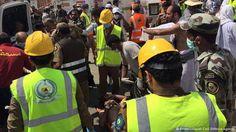 Mais de 300 peregrinos morrem em tumulto perto de Meca