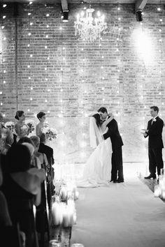 !!! sooooo beautiful. Goose Island Wedding at Gallery 1028 from Tim Tab Studios Read more - http://www.stylemepretty.com/illinois-weddings/2013/11/12/goose-island-wedding-at-gallery-1028-from-tim-tab-studios/