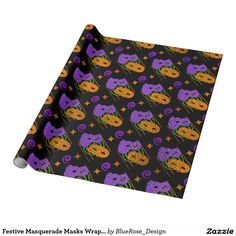 Wrap up your gifts with Mardi Gras wrapping paper from Zazzle. Great for any occasion! Choose from thousands of designs or create your own! Gift Wrapping Paper, Custom Wrapping Paper, Halloween Party Supplies, Custom Napkins, Party Hacks, Masquerade Masks, Favor Boxes, Paper Plates, Gift Bags