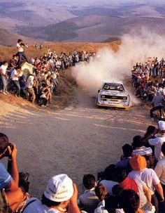Audi Group B Sport Quattro S1