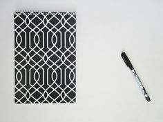 Blog Notebook Tour - How I use my blogging notebook to keep track of past posts, content ideas, and stats. from Courtney's Little Things