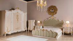 Lüks klasik Yatak odasın'da mobilyamızın tüm parçaları, ince bir zevkin düşünülmüş bir sanat eseridir. Siz moda severlere 2017 yılının en zarif ve lüks yatak odası modellerini sunuyoruz.