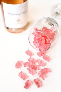 Are Sugarfina's Rosé Gummy Bears as delectable as they sound?