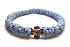 33Knots Baby Blue Prayer Bracelet. Or simply #Chotki or #Komboskini $14.99 prayer-bracelet.com
