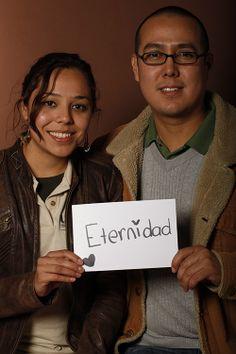 Eternity, Alma Coronado, Periodista , UANL, Monterrey, México y José CarlosPineda, Postproductor, UANL, Monterrey, México