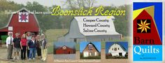 Welcome to the Boonslick Region Barn Quilts of Missouri