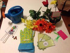Flower Shop Prop Box kindergarten Preschool Classroom Setup, Preschool Assessment, Preschool Projects, Preschool Education, Art Projects, Dramatic Play Themes, Dramatic Play Area, Prop Box, Teacher's Pet