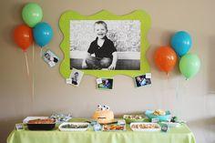 Kids birthday party decor ideas