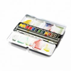 Winsor and Newton watercolors