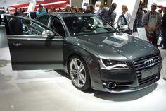 10 Amazing Audi A8 L Security Car Show Image
