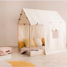 "Nobodinoz Pure - Bedhuis ""Mallorca"" - verschillende kleuren"
