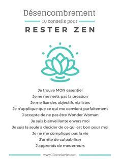10 conseils pour désencombrer votre intérieur et tendre vers le minimalisme tout en restant zen