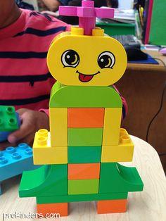 "Lego ""Build Me"" Emotions from Lego Education"