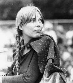 Joni Mitchell is one of the greatest songwriters of the mid-modern 20th century. Her talent is magnificent and deep.
