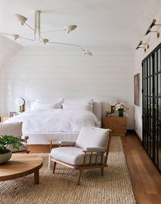 Home Decor Bedroom, Living Room Decor, Bedroom Ideas, Bedroom Wall, Airy Bedroom, Neutral Bedrooms, Master Bedrooms, Calm Bedroom, Casual Bedroom