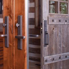 Door Sets Gallery | Rocky Mountain Hardware
