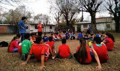 Más de 700 chicos disfrutan del Programa de Fútbol Inclusivo en Pilar