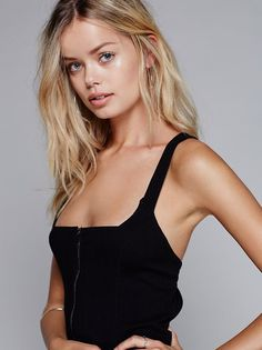 Top Down Bodycon Slip from Free People!