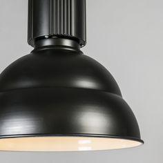 Hanglamp Industrie zwart #qazqa #industrieel #industrialdesign