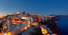 O que fazer a noite em Santorini   Grécia #Grécia #Santorini #europa #viagem