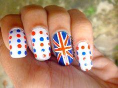 British nail art!!!
