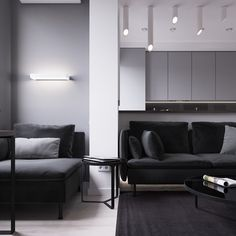3 Modern Style Apartments Under 50 Square Meters (Includes Floor ...