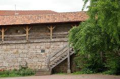 Bad Sooden-Allendorf - Stadtmauer