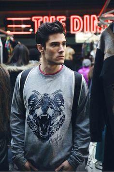 Diego Barrueco Rad Street Style Outfit  Men's Fashion Blog