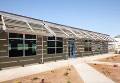 From Complete Campuses to Two-Story Modular Schools and Prefabricated Classrooms. Here is one of our projects- Central Coast New Tech High School. Mars News, 21st Century, Schools, High School, Building, Outdoor Decor, Projects, Tech, Google Search