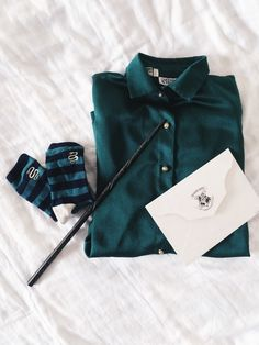 Slytherin aesthetic.  shared by SiriuslyObsessed