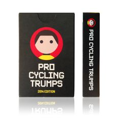 Image of Pro Cycling Trumps 2014 edition