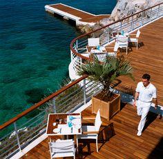 Hôtel du Cap-Eden-Roc   Hôtel de Luxe à Antibes   Gastronomie Gallerie
