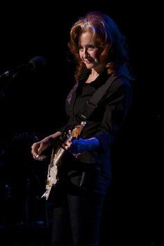 Bonnie Raitt's new recording: Slipstream.  Must have.