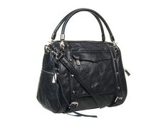 Rebecca Minkoff Cupid Bag in Black - perfect color for all seasons.. a great basic.