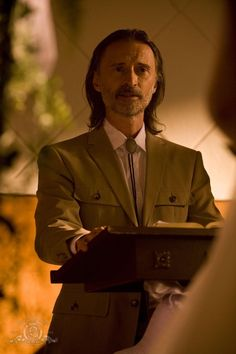 Still of Robert Carlyle in SGU Stargate Universe  IMDb
