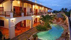 Colonial Condo Hotel Xalteva: The first condo-style escape in Granada, Hotel Xalteva offers a homey base in Nicaragua.