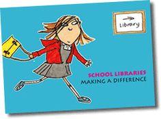cool school libraries