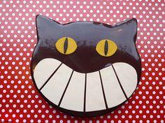 Le glaçage au chocolat noir sur un moelleux miroir façon « chat » - Coup de bluff sur mes gâteaux d'anniversaire - Elle à Table