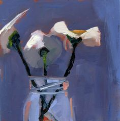 """still life, acrylic, 6x6"""" $100 click here to purchase"""