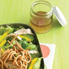 Crunchy Asian Chicken Salad Recipe | Food Recipes - Yahoo! Shine