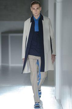Prada Spring 2013 Menswear Fashion Show - Aiden Andrews