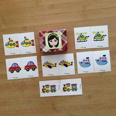"""""""Pia Polya Taşıt Görsellerini Eşleştirme Kartları 002""""  Dosyalar bölümünde başka Kavram ve hafıza oyunu olarak oynanabilir. 12 ay ve 36 ay yaş arası çocuklarınız için öneriyorum. Tek sayfa A3"""