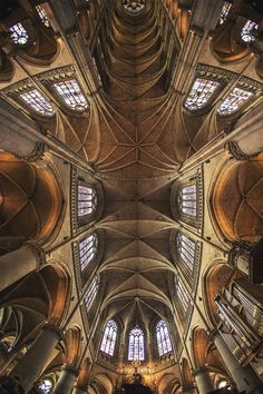 Extremity by Jackson Carvalho on - The Neuer Dom Linz - Österreich Photo and Retouch: Jackson Carvalho Jackson, Dom, Ceilings, Austria, Tower, Europe, Cathedrals, Architecture, Building