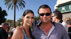 Micaela Schäfer und Paul Misar Mallorca - Opening Drews  2012