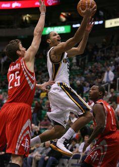 Utah Jazz guard Devin Harris