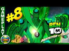 Ben 10 Protector of Earth PS2/PSP #8 Seattle