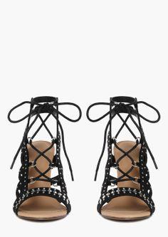 Isabel Heeled Sandals
