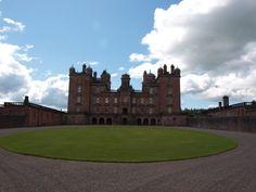 Drumlanrig Castle, Scotland, UK