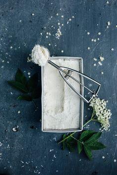 coconut-elderflower-syrup-ice-cream